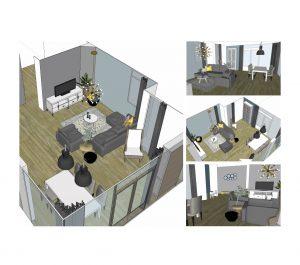 3D tekeningen interieuradvies 4