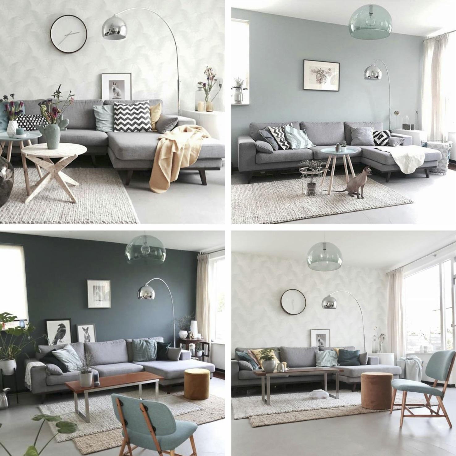4 verschillende interieurs jaimy