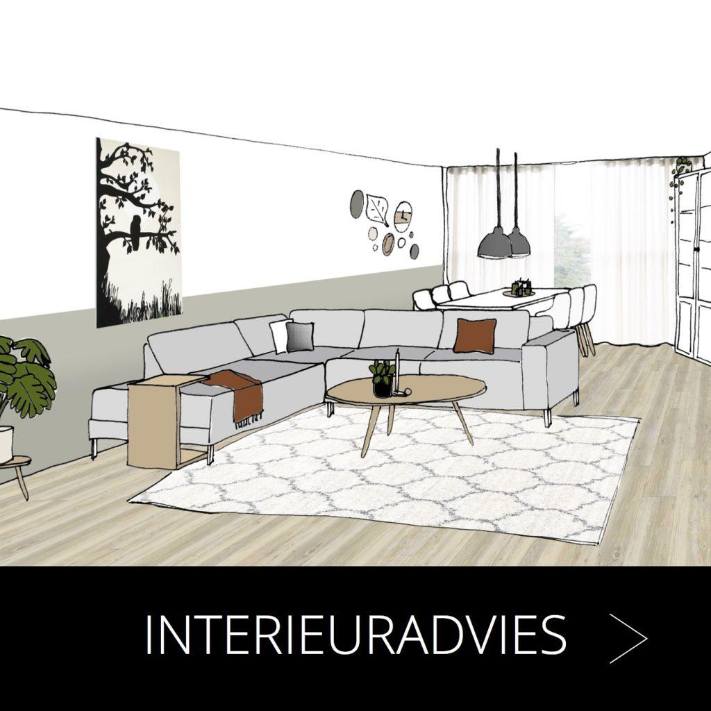 nieuw interieur