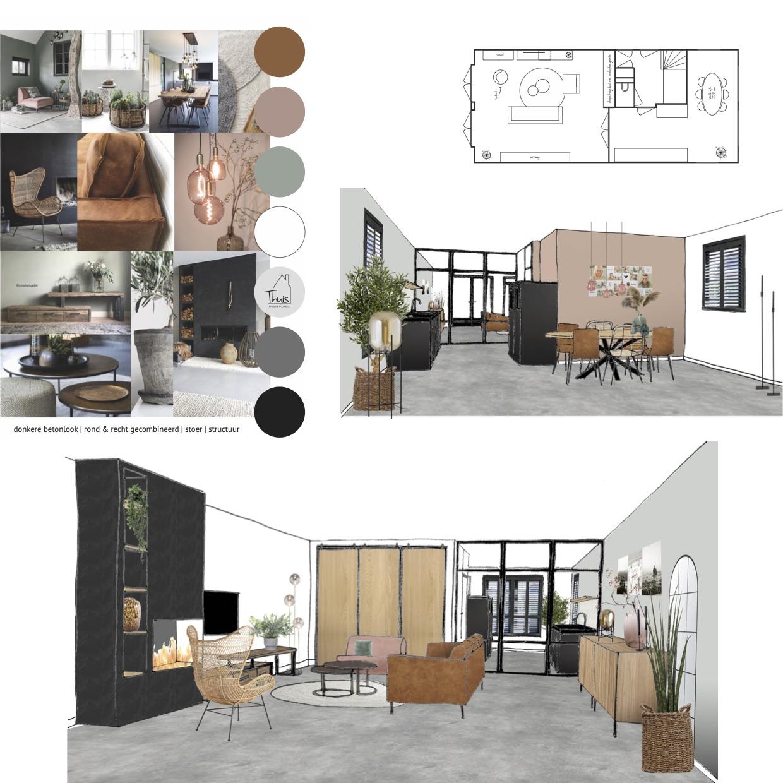 interieuradvies nieuwbouwhuis